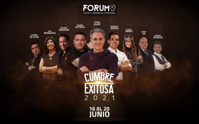 Cumbre Exitosa | Jürgen Klarić + 8 expositores