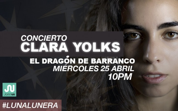 Clara Yolks en El Dragón de Barranco /  / Joinnus