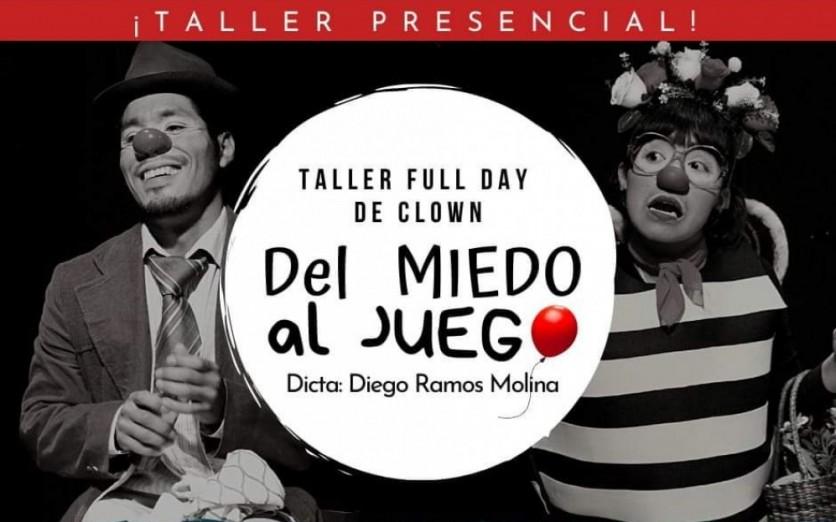 TALLER FULL DAY DE CLOWN