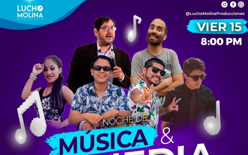 MUSICA Y COMEDIA