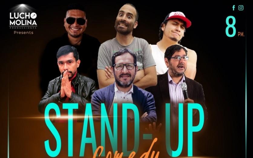 SHOW DE STAND UP COMEDY - ENTRADA LIBRE