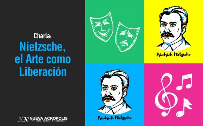 Nietzsche, el Arte como Liberación