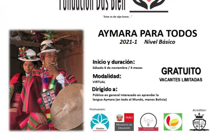 Aymara Para Todos - N. Básico (diplomado gratuito)
