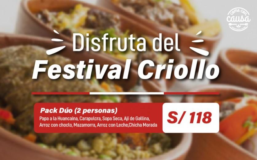 Festival Criollo - Come con Causa