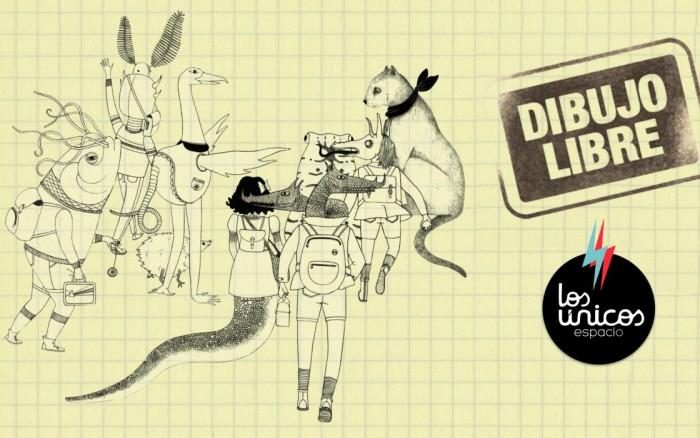 Libretas De Dibujo De Un Artista Freelance: EXPO 'DIBUJO LIBRE' // CUADERNOS INTERVENIDOS