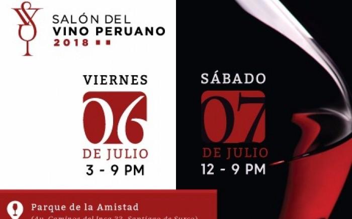 SALÓN DEL VINO PERUANO 2018 /  / Joinnus
