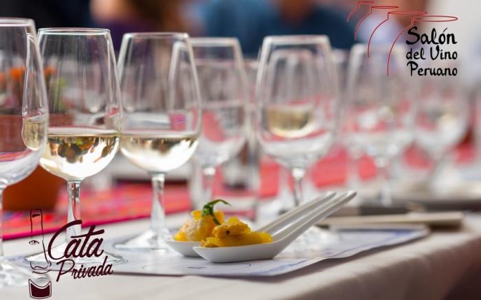 Almuerzo Maridaje Vino - Comida Peruana /  / Joinnus