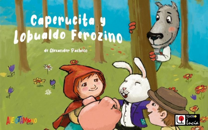 Caperucita y Lobualdo Ferozino