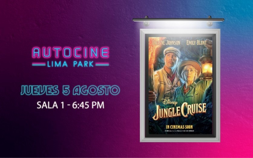 Jungle Cruise (Doblada)