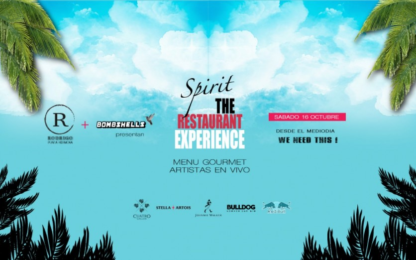 Spirit The Restaurant Experience