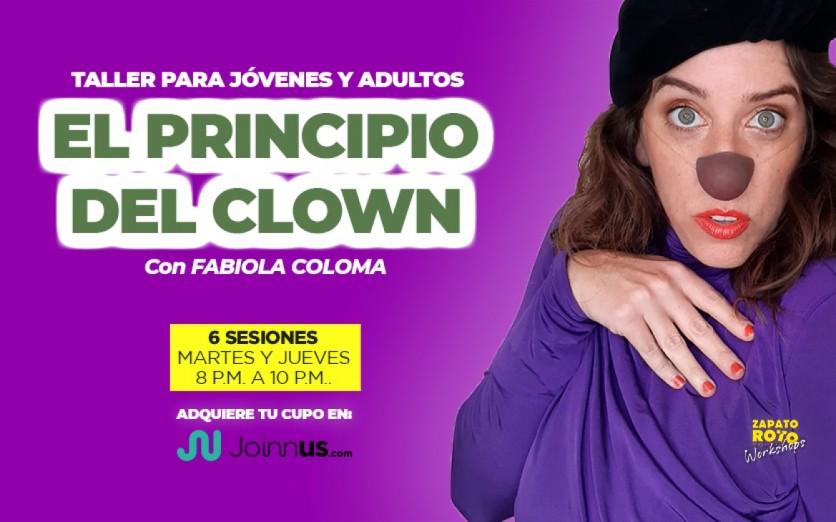 El Principio del Clown con Fabiola Coloma.