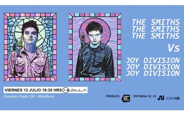 The Smiths Vs Joy Division