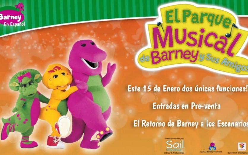 El Parque Musical de Barney y Sus Amigos