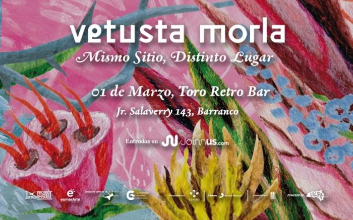 Vetusta Morla en Lima /  / Joinnus