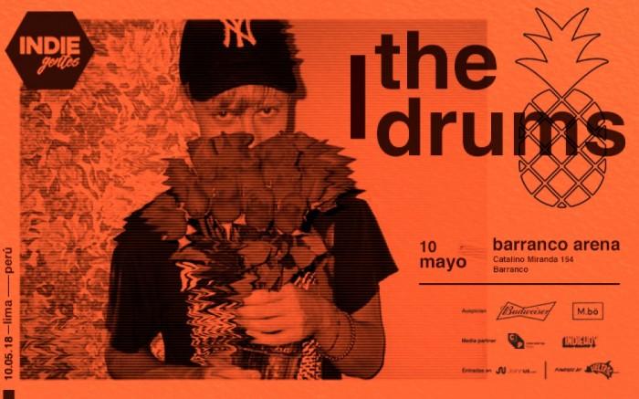 IndieGentes presenta: The Drums en Lima /  / Joinnus