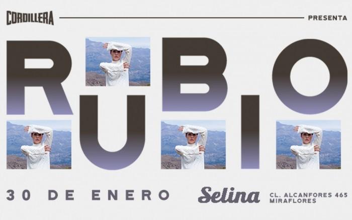 Rubio En Lima Cordillera2020