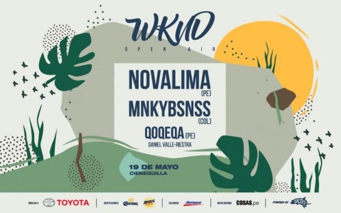 WKND Open Air #002: Cieneguilla /  / Joinnus
