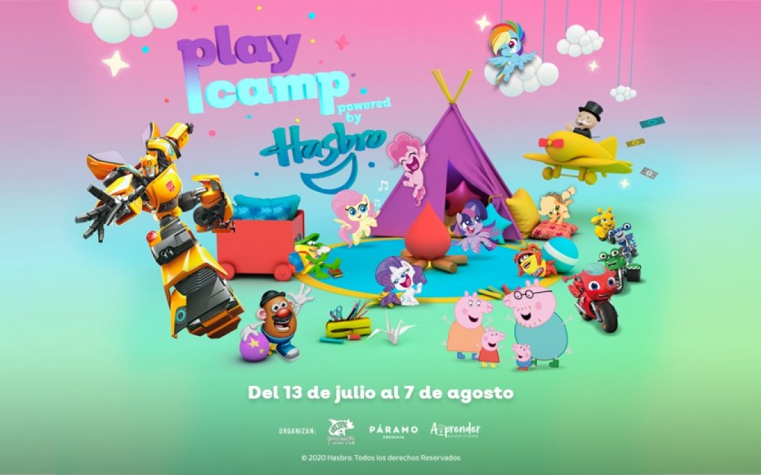 Play Camp powered by Hasbro - Perú