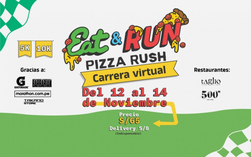 Eat & Run: Pizza Rush