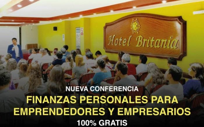 Conferencia Gratuita: Finanzas Personales para Emprendedores /  / Joinnus