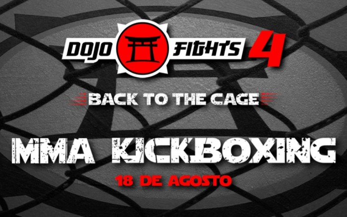 Dojo Fights 4: Back to the Cage