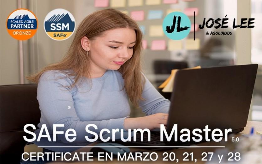 Curso Online de Certificación en SAFe Scrum Master