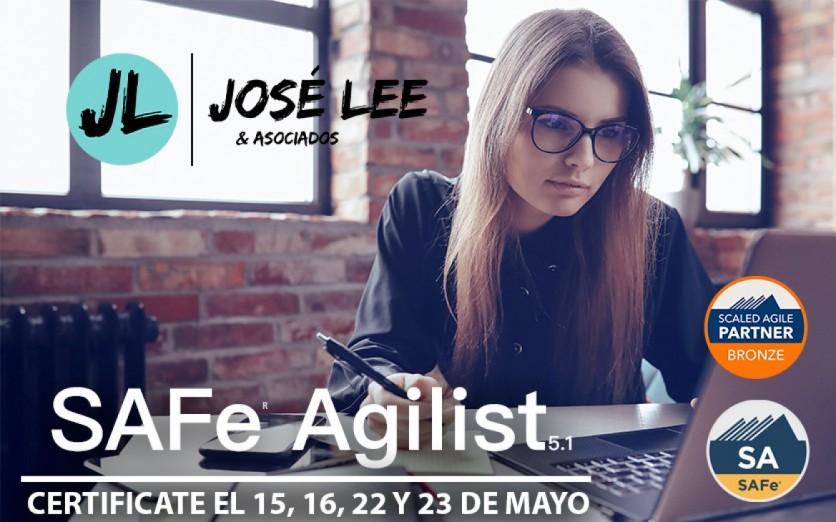 Curso Online de Certificación en SAFe Agilist - Mayo
