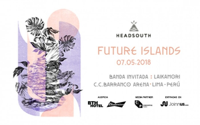 ¡Future Islands en Lima! /  / Joinnus