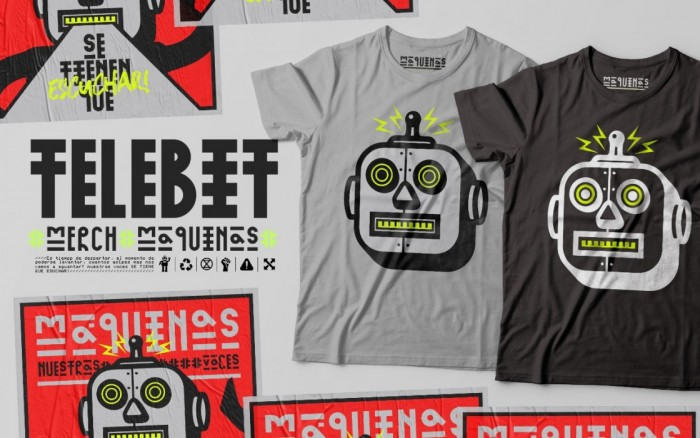 TELEBIT - Merch 2020