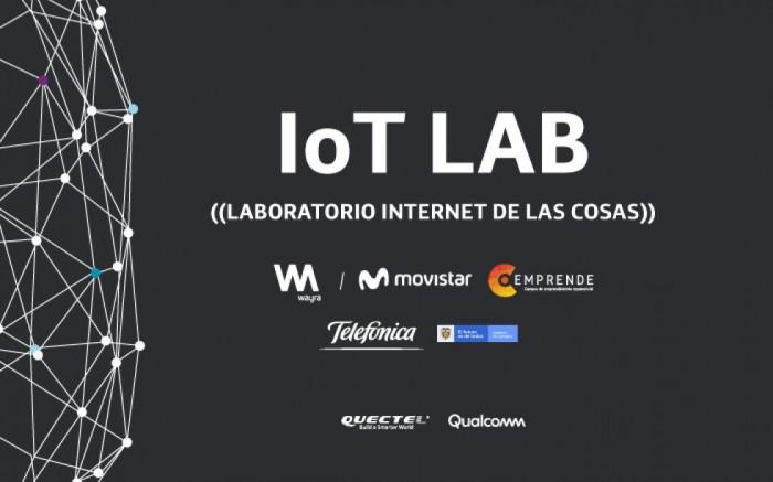 Laboratorio de Internet de las Cosas (IoT)