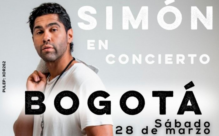 "Simón ""Toto"" en Bogotá - District Music Lab"