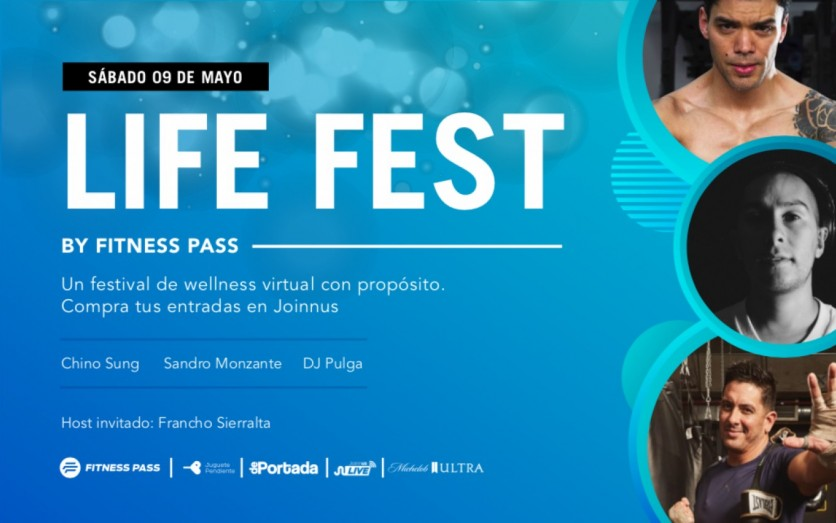 LIFE FEST by Fitness Pass