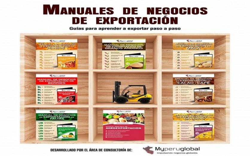 Pack Manuales de Negocios de Exportación