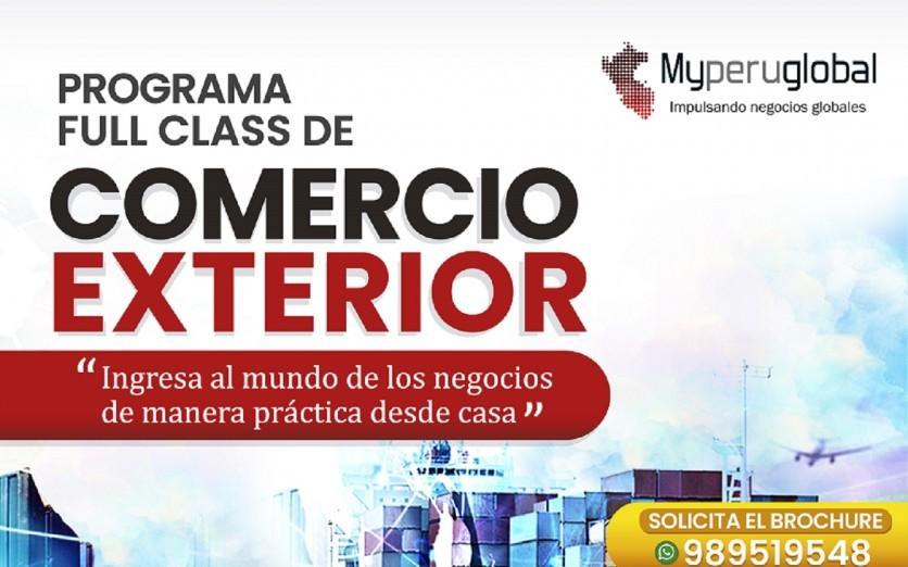 PROGRAMA FULLCLASS DE COMERCIO EXTERIOR