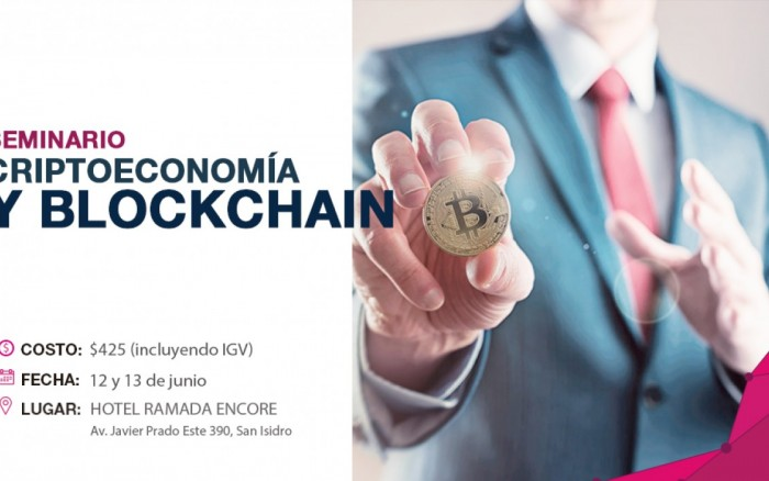 Seminario Cripto Economía y Blockchain /  / Joinnus