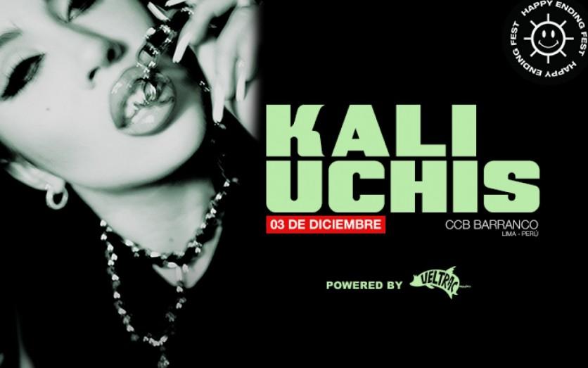 Happy Ending 2020: Kali Uchis en Lima