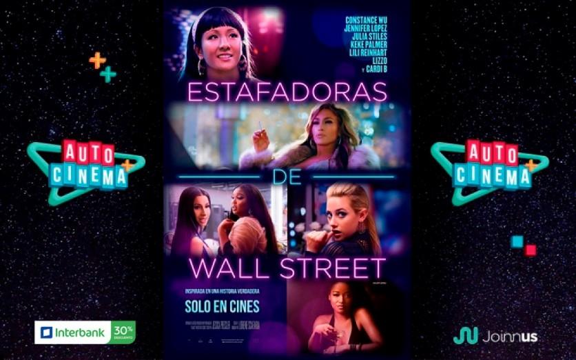 Estafadoras de Wall Street (Subtitulada)