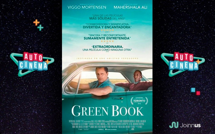 Green Book: Amistad sin Fronteras (subtitulada)