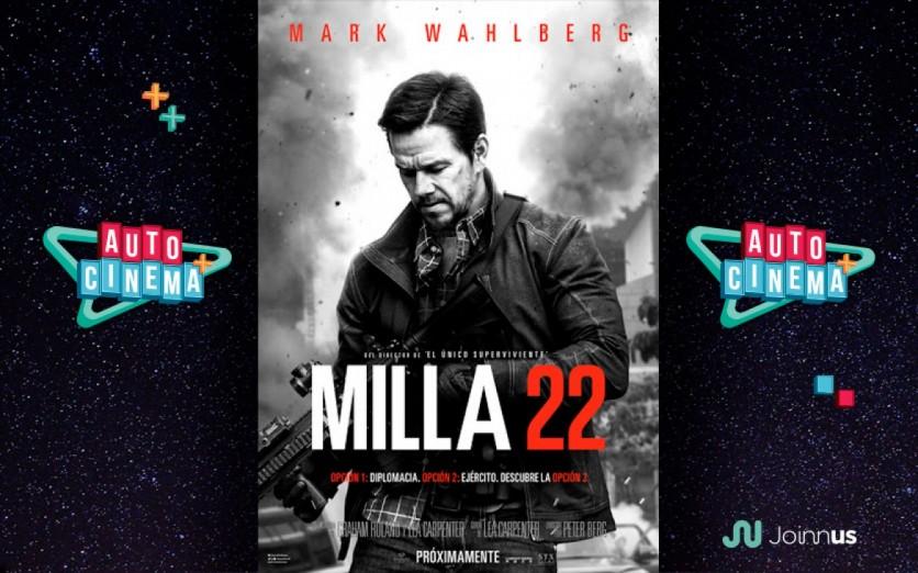 Milla 22 - El Escape (subtitulada)