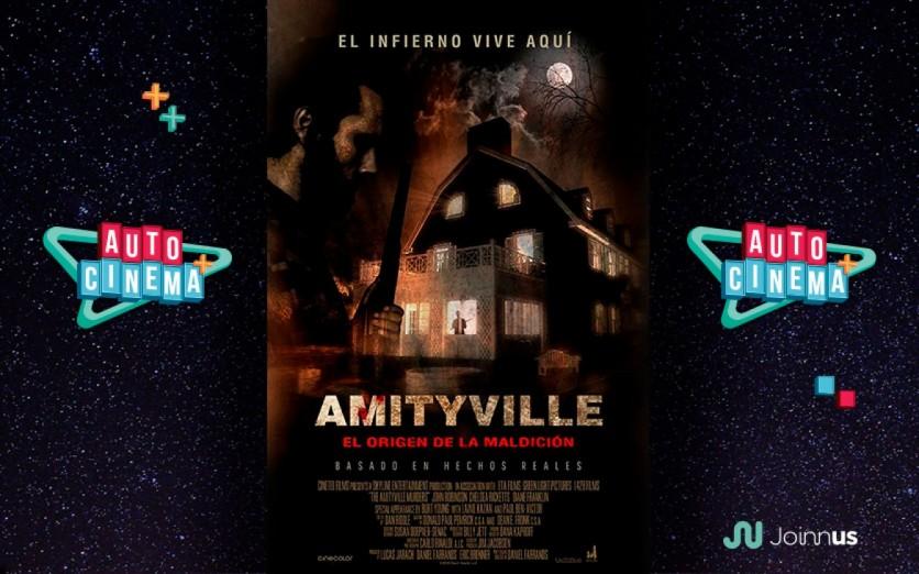 Amityville El Origen de la Maldición (doblada)