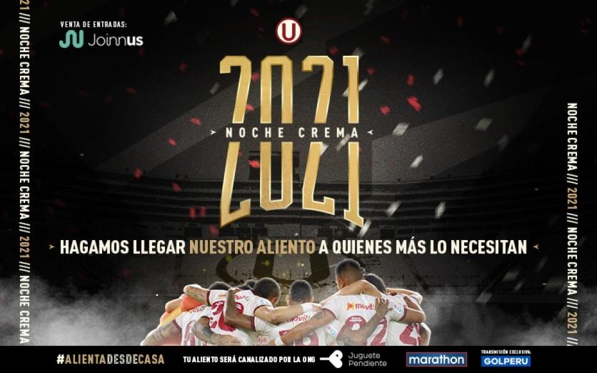 Noche Crema 2021