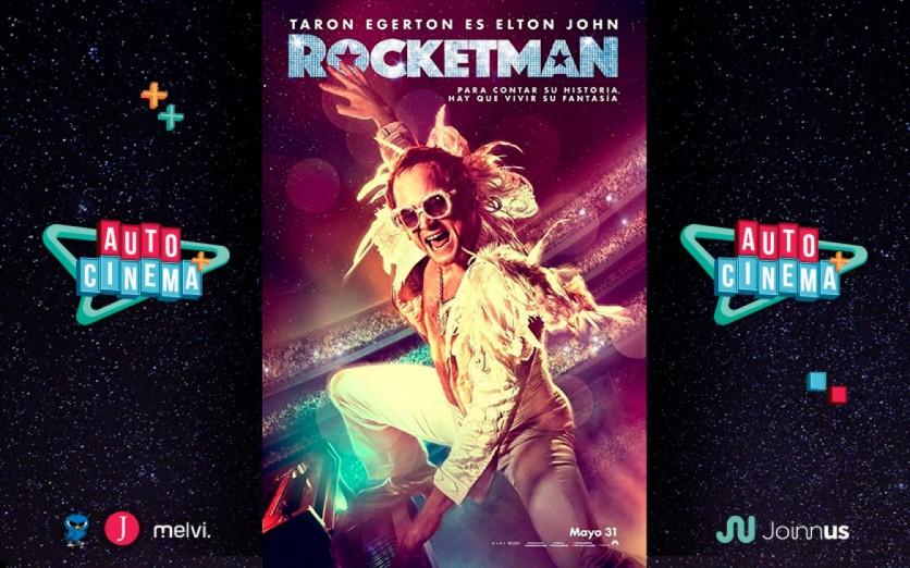 Rocketman (doblada)