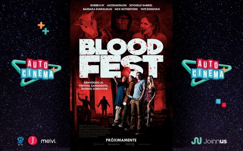 Blood Fest (doblada)