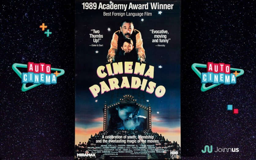 Cinema Paradiso (subtitulada)
