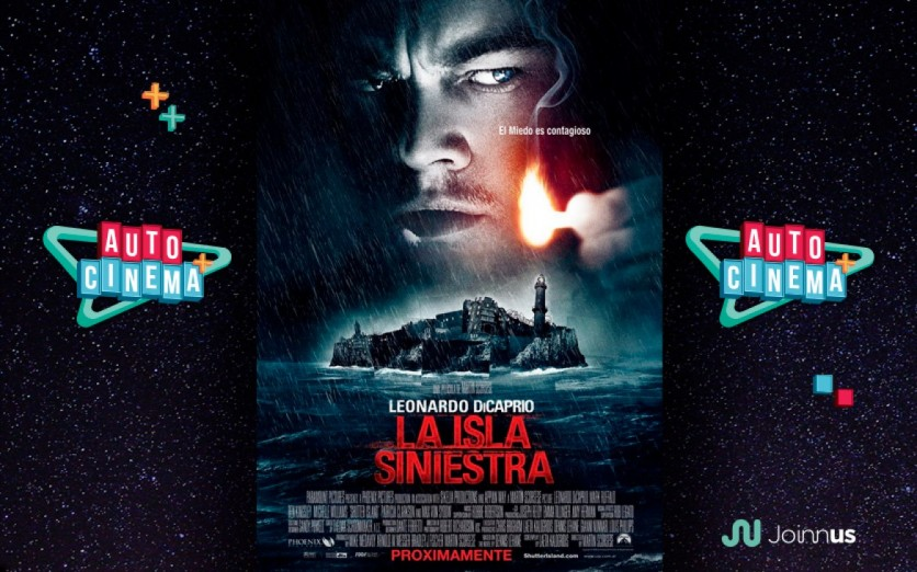 La Isla Siniestra (subtitulada)