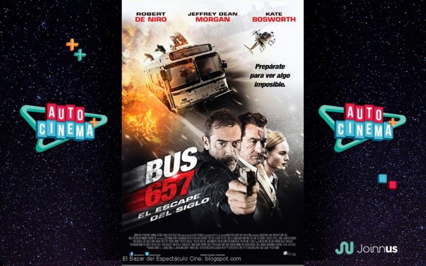 Bus 657 - El Escape del siglo (doblada)