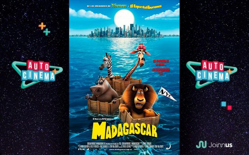 Madagascar (doblada)