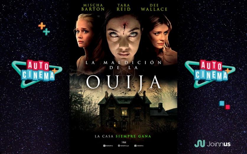 La maldición de la Ouija (doblada)