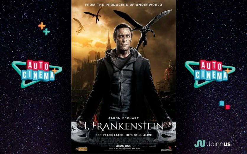 Yo Frankenstein (Subtitulada)