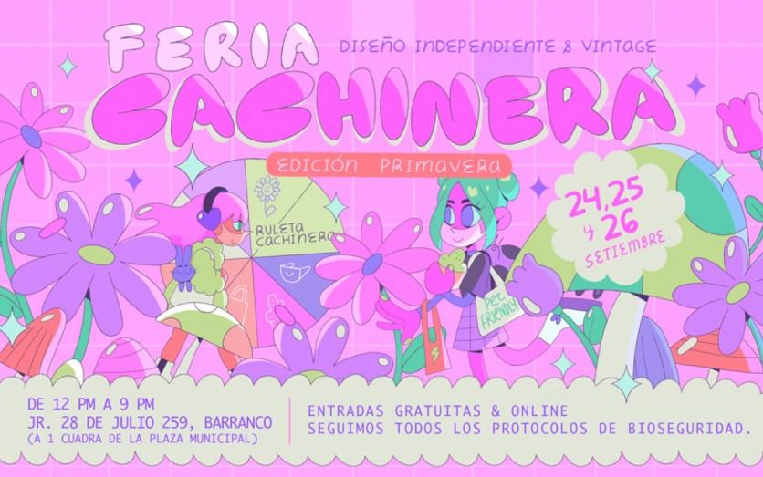 Feria Cachinera Setiembre